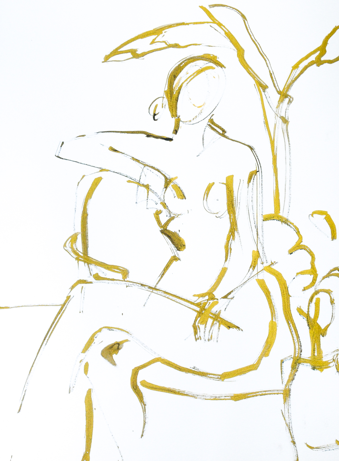 """Figure in Gold 