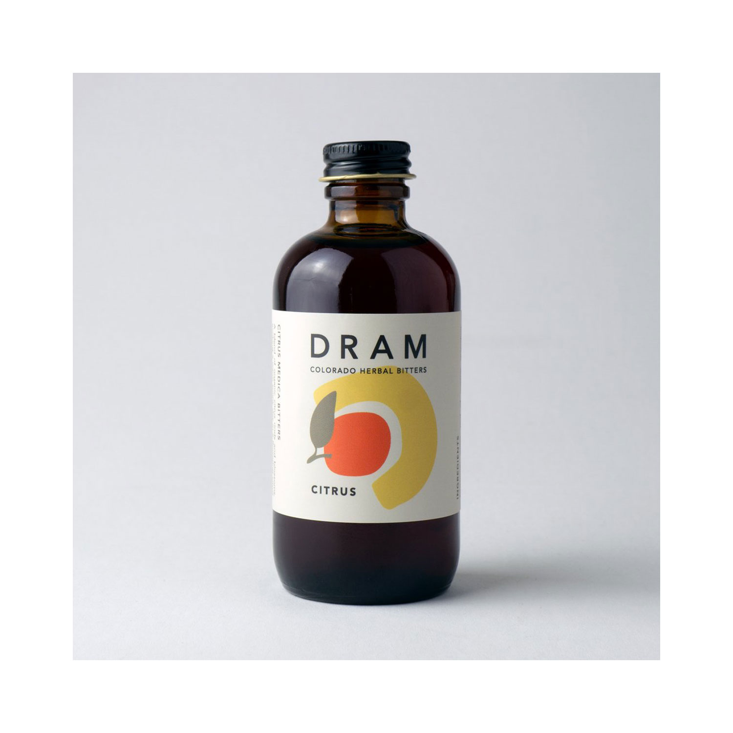 CITRUS MEDICA COCKTAIL BITTERS BY DRAM APOTHECARY