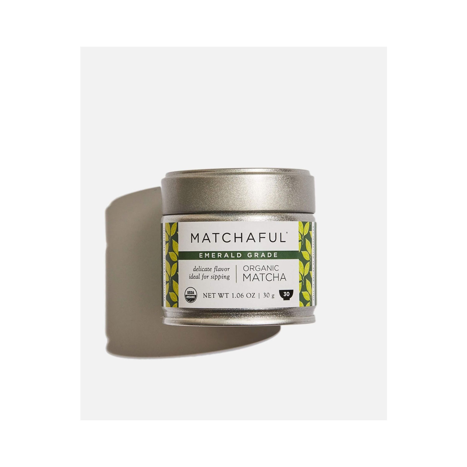 ORGANIC EMERALD GRADE CEREMONIAL MATCHA BY MATCHAFUL