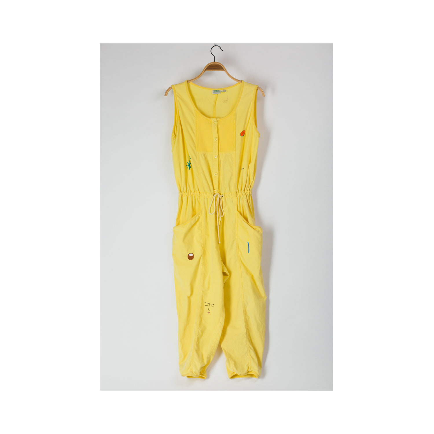 BFGF AND TUSK JUMPSUIT