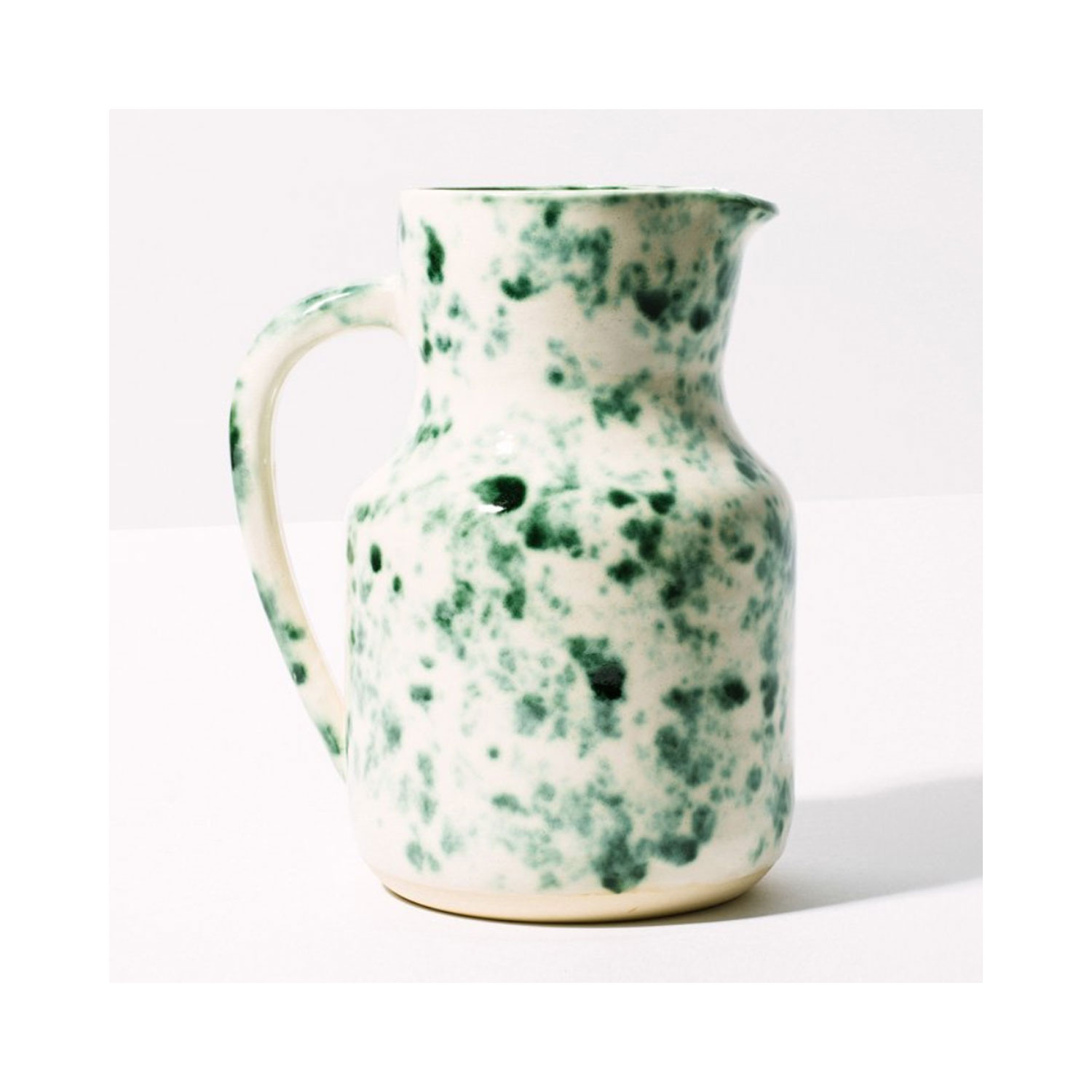 COPPER BLOOM PITCHER BY ANK CERAMICS
