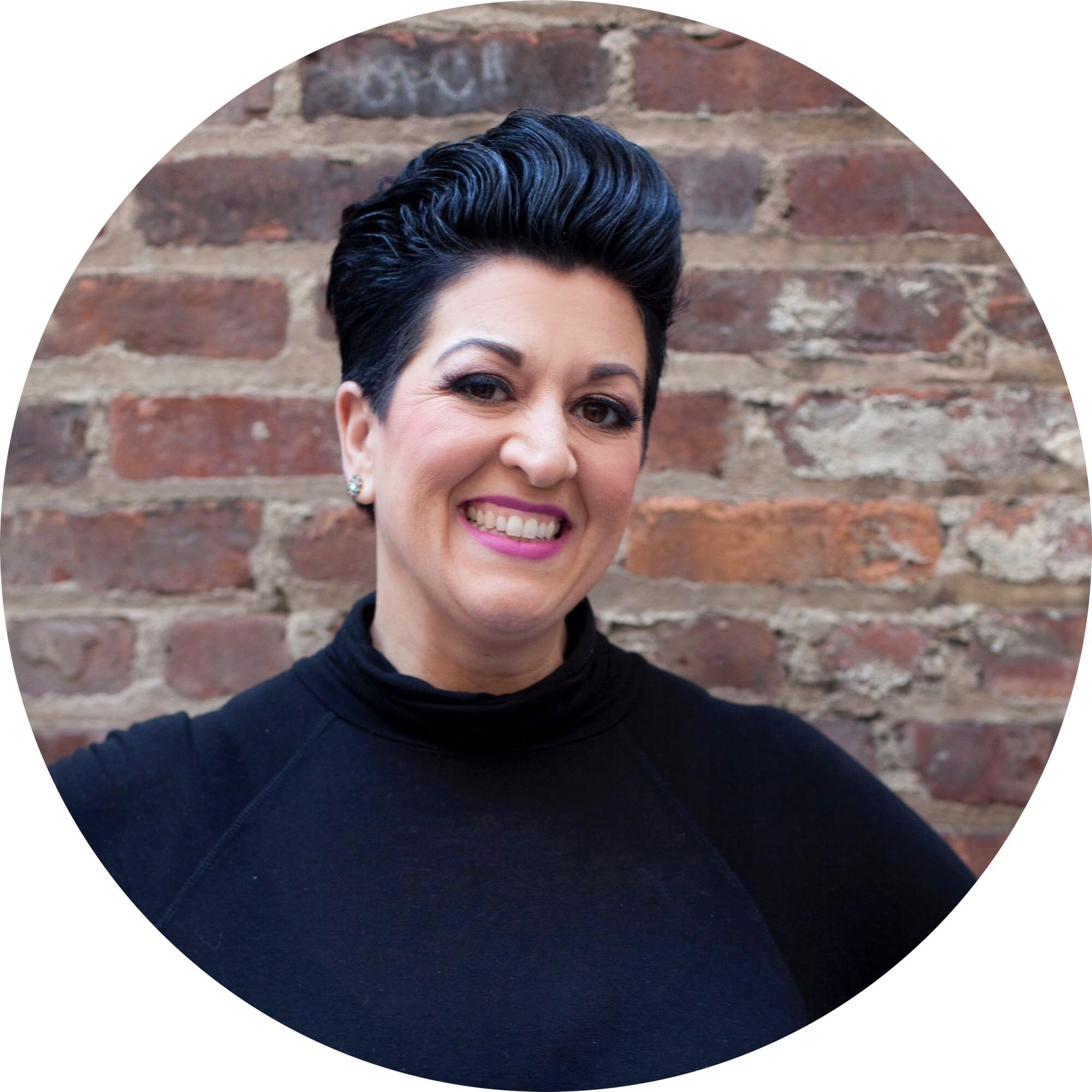 OPC Co-owner and lead stylist, Jane Ziemer-Hernadez