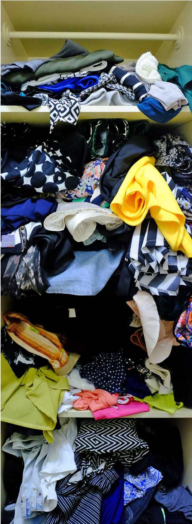 Aaaaannndd this is my closet.