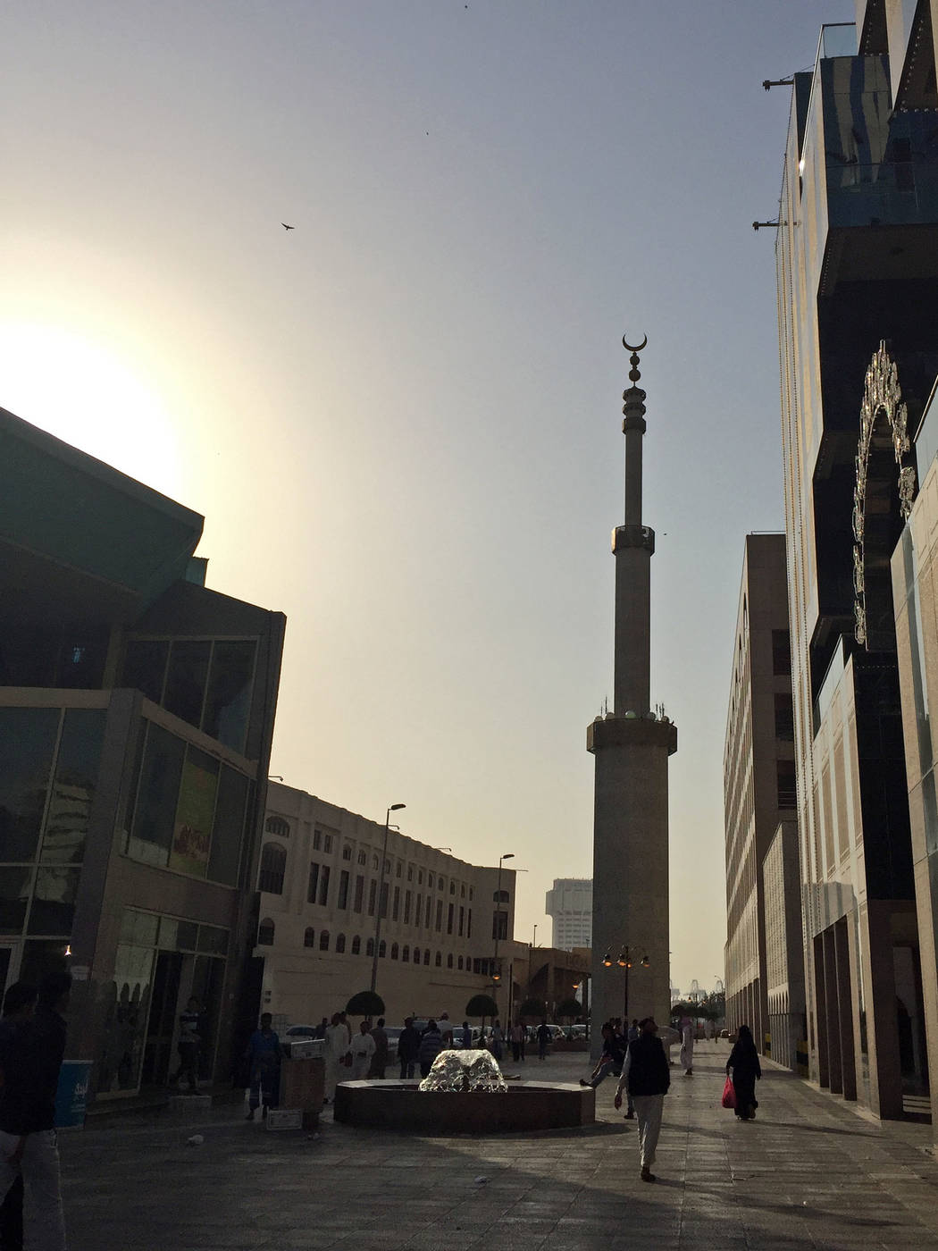 I went to Saudi Arabia alone and here's what I found there.