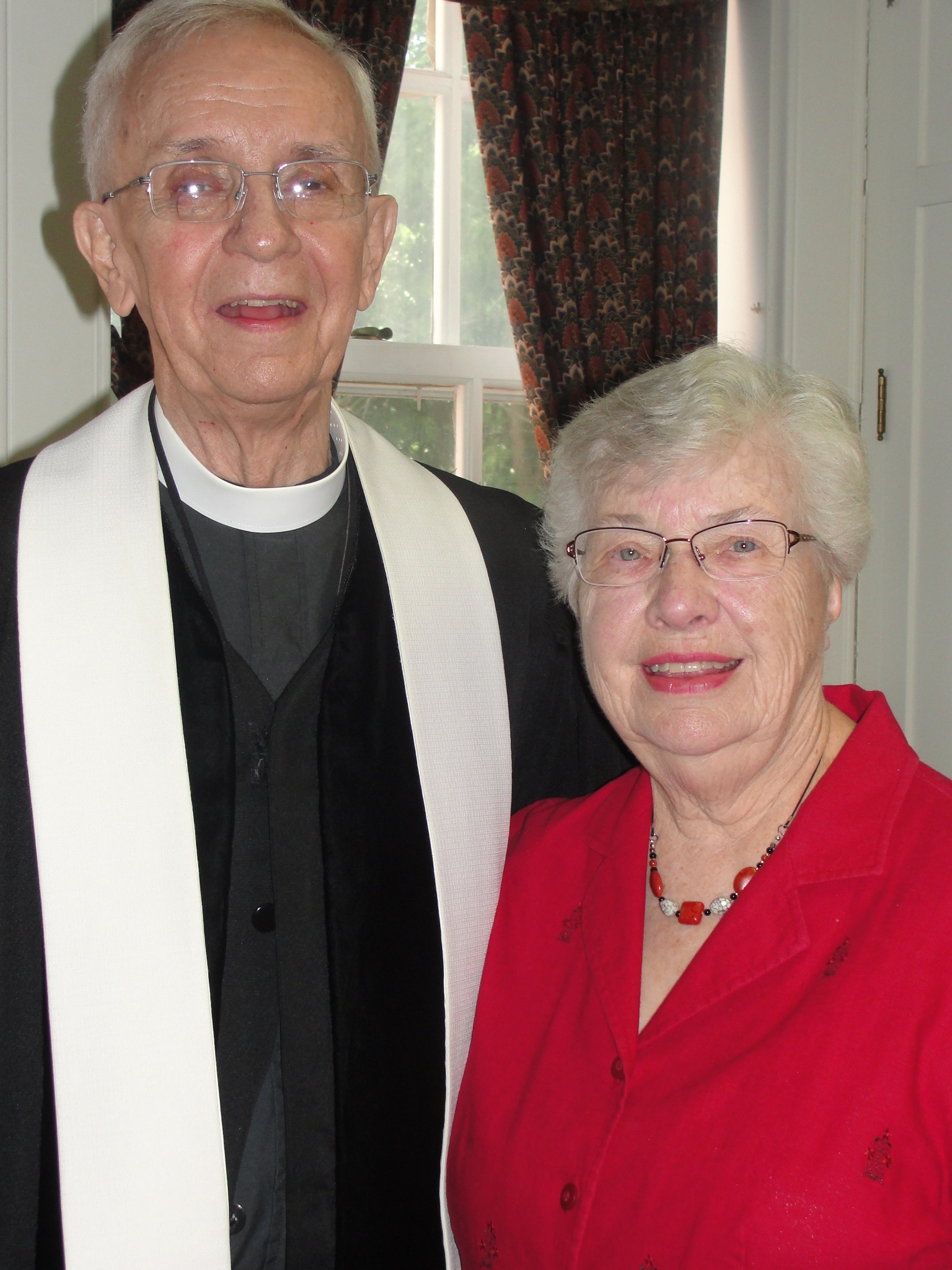 Ed and Ginnie Sprague