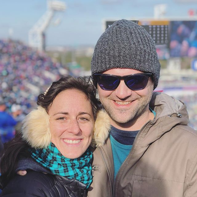 A year ago I covered my first playoff game for Sports Illustrated - Jaguars at Patriots. Last week I attended an NFL playoff game as a fan - Bills at Jaguars. A decade of lessons - mostly on staying warm at January football games - in this week's blog (link in bio)