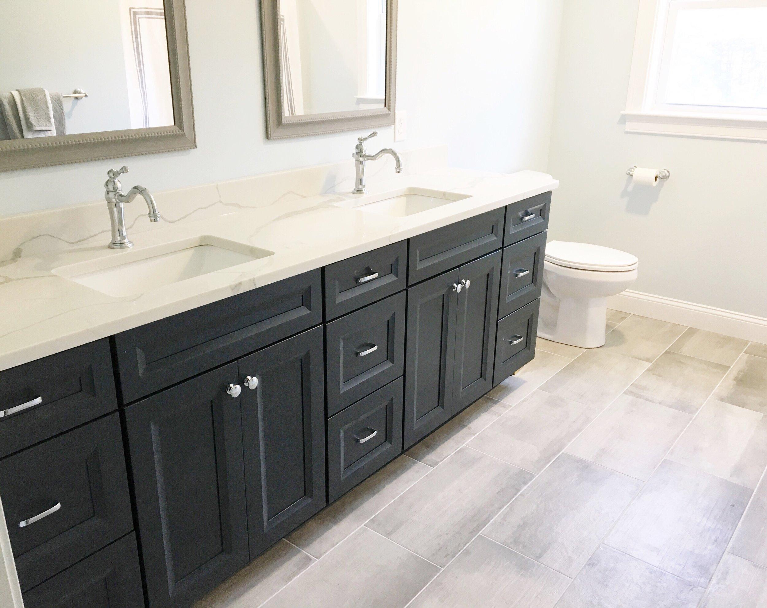 Guest Bathroom Design