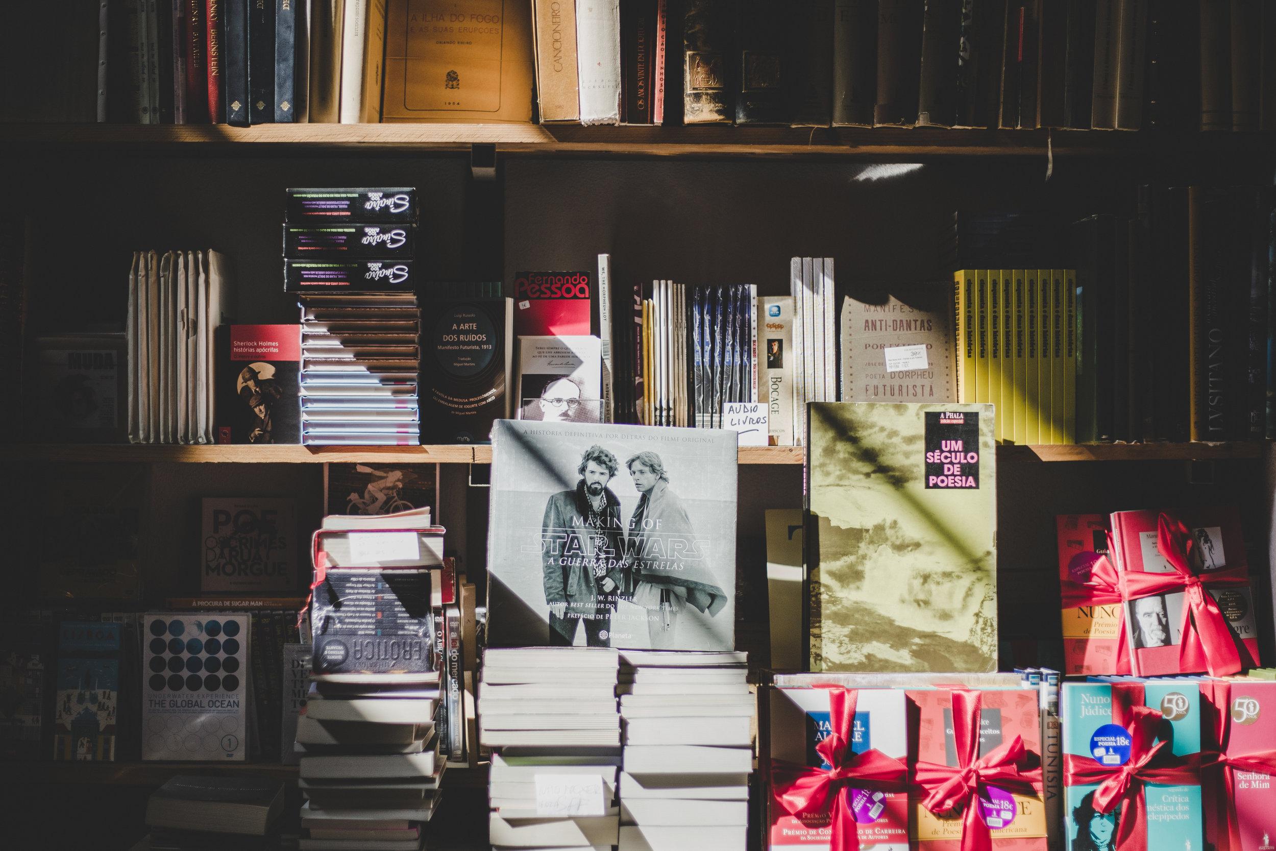 Books and sunshine :)