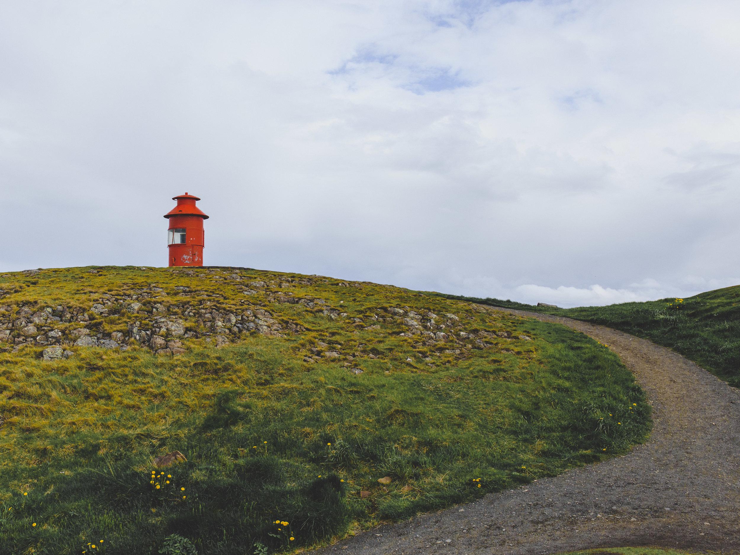 Lighthouse at Stykkishólmur