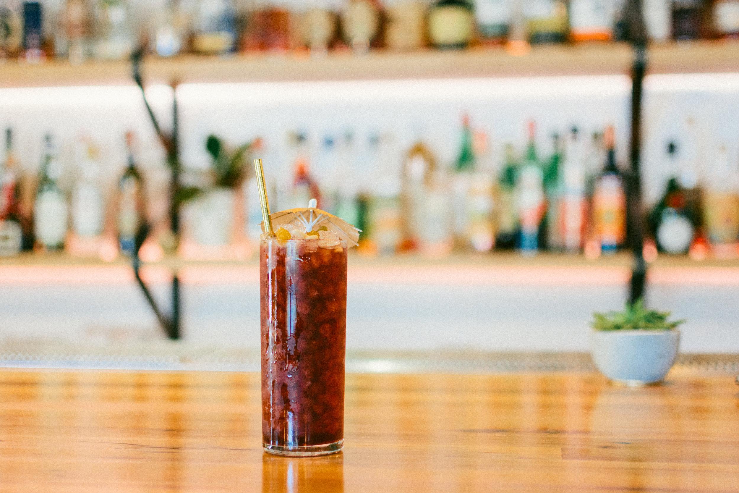view beverage menu