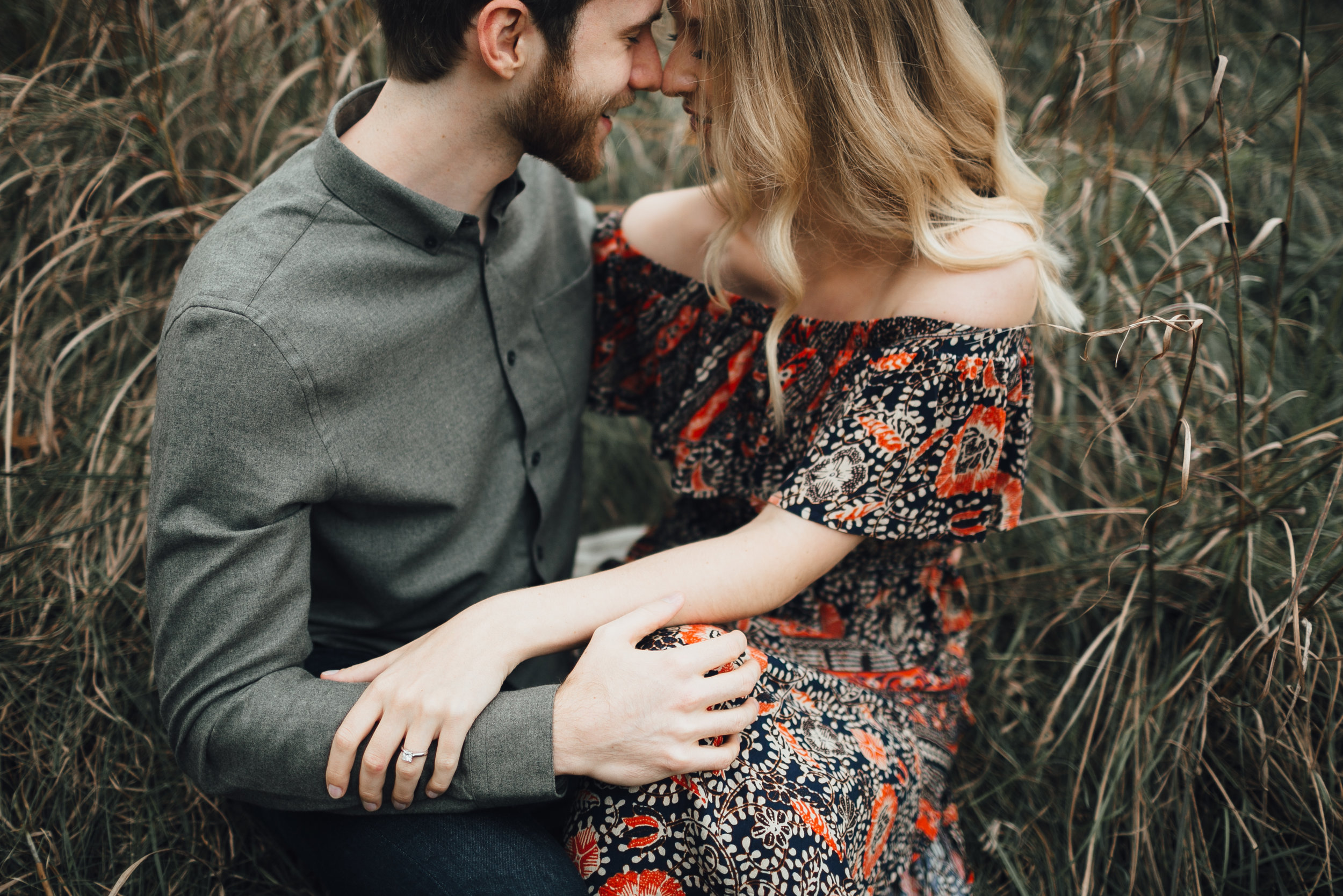 Jessica + Jake<br>Engagement