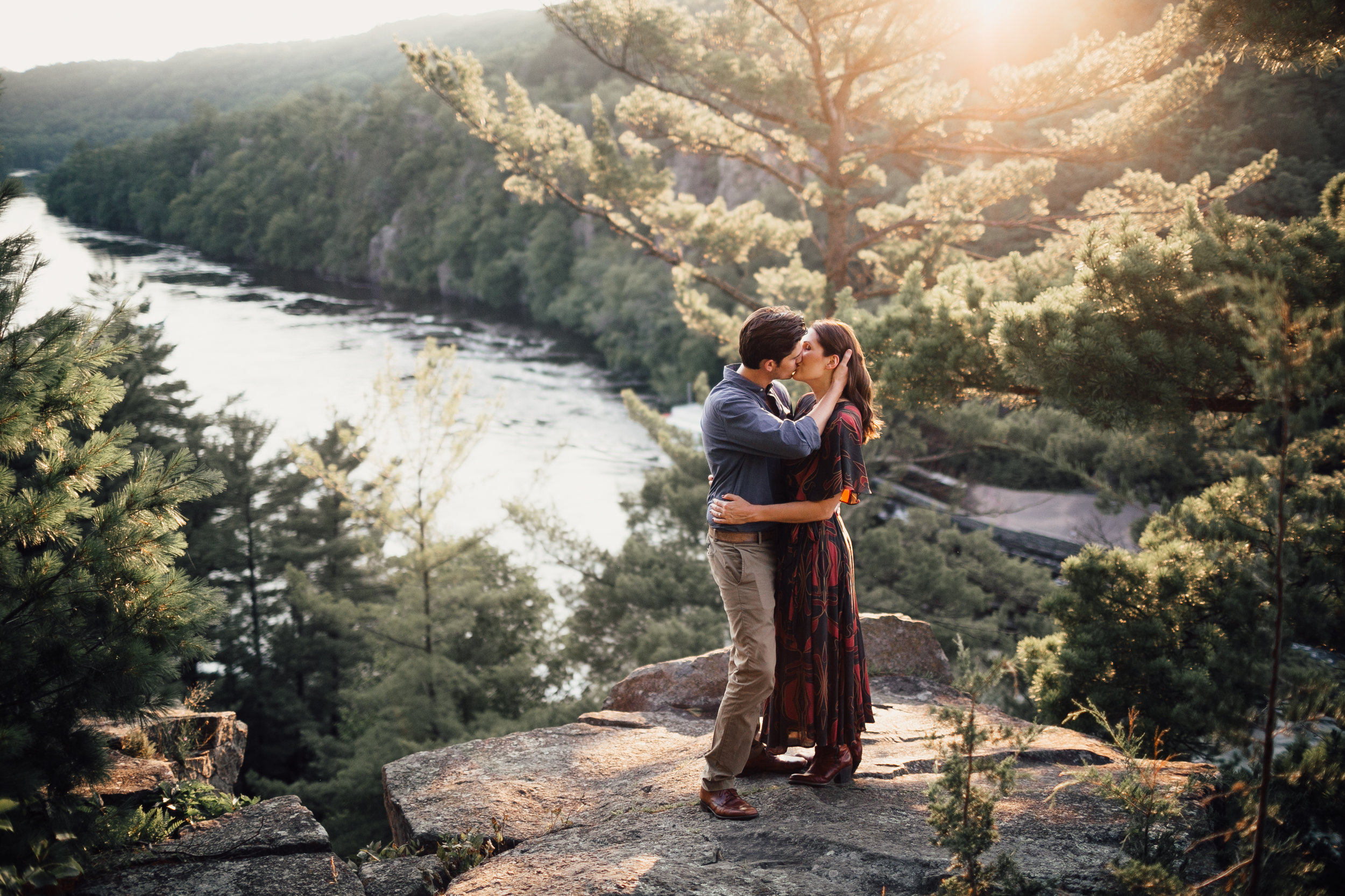 Alexandra + Jared<br>Engagement