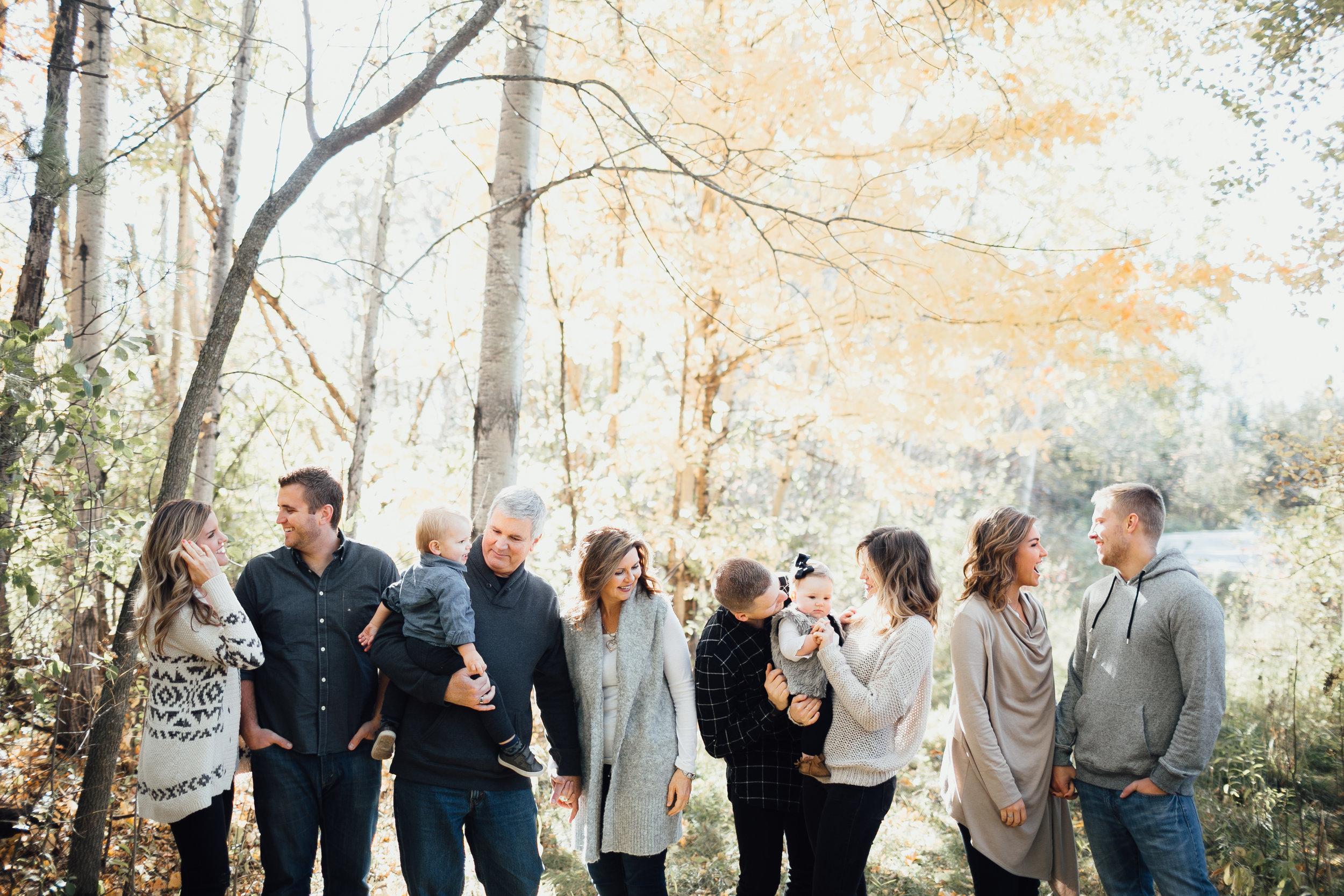 The Groves<br>Family