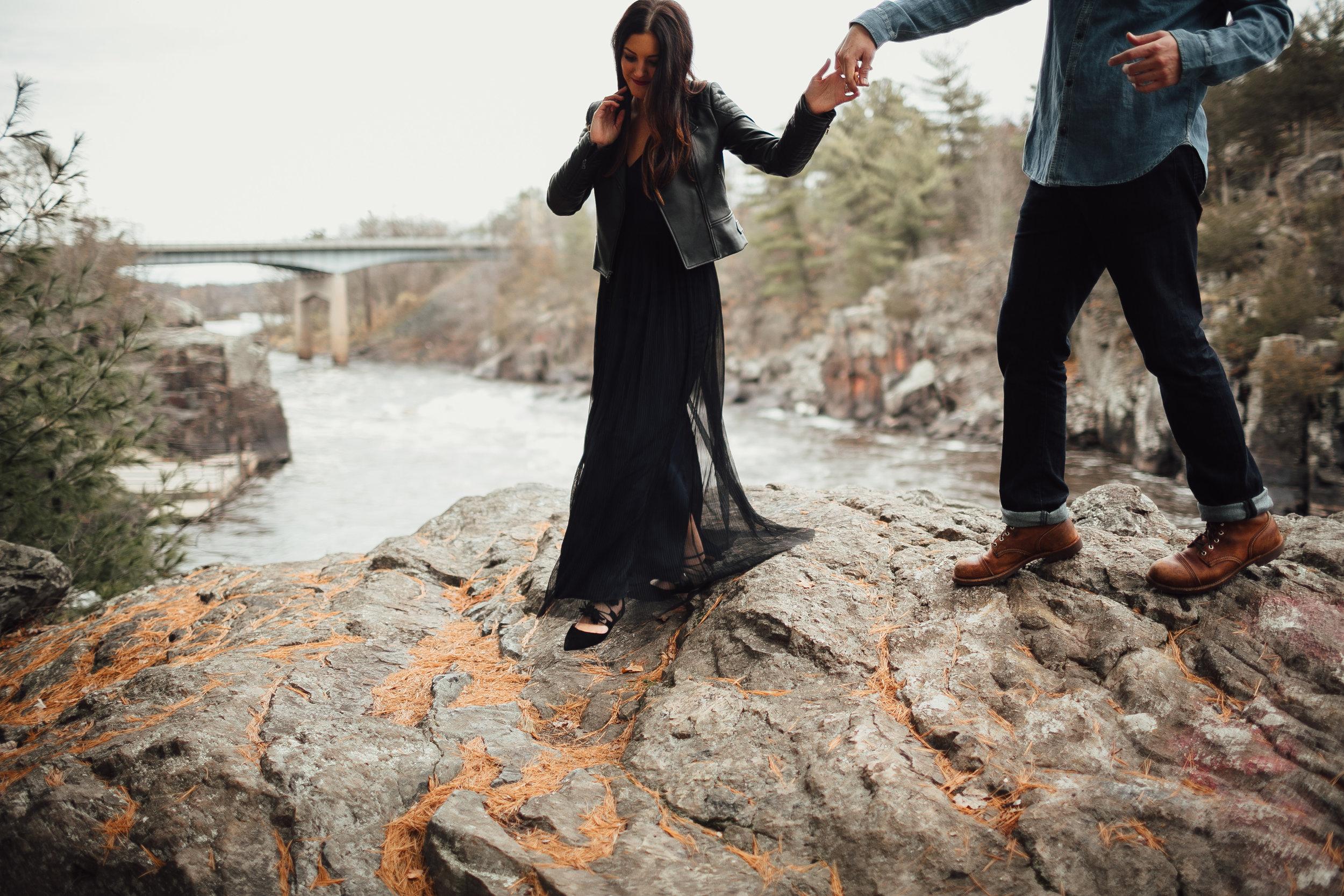 Lauren + Eric<br>Engagement