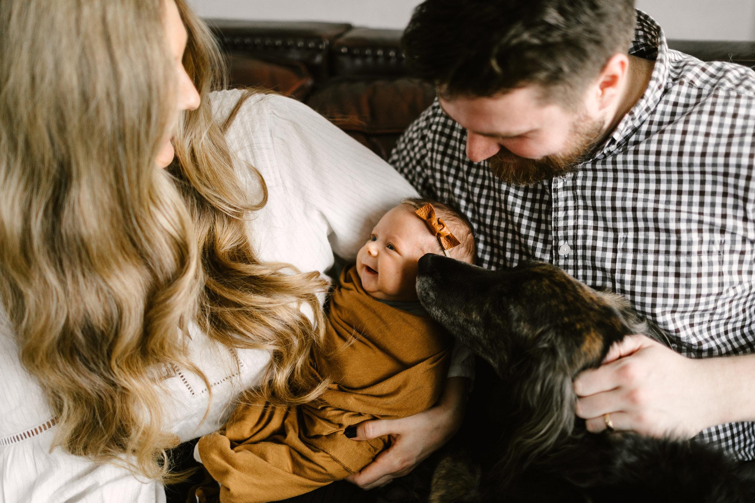 The Benzes<br>Newborn