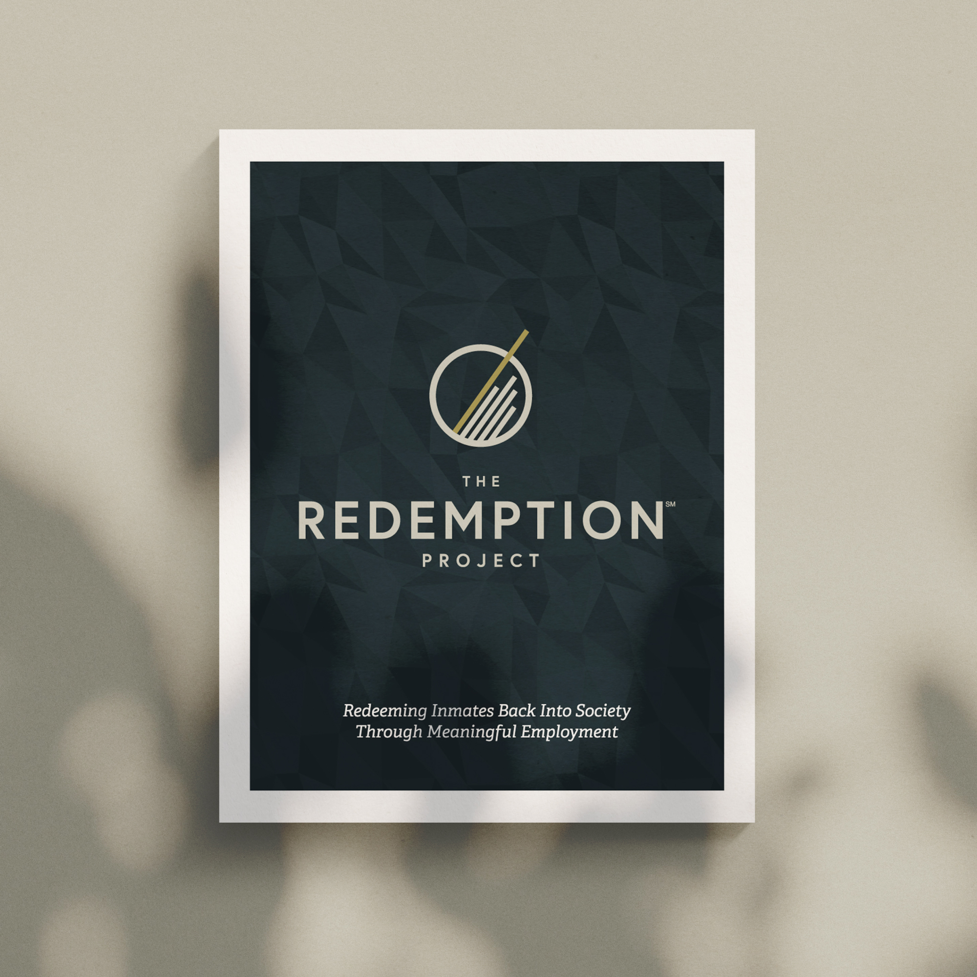 The Redemption Project | Branding + Web + Print