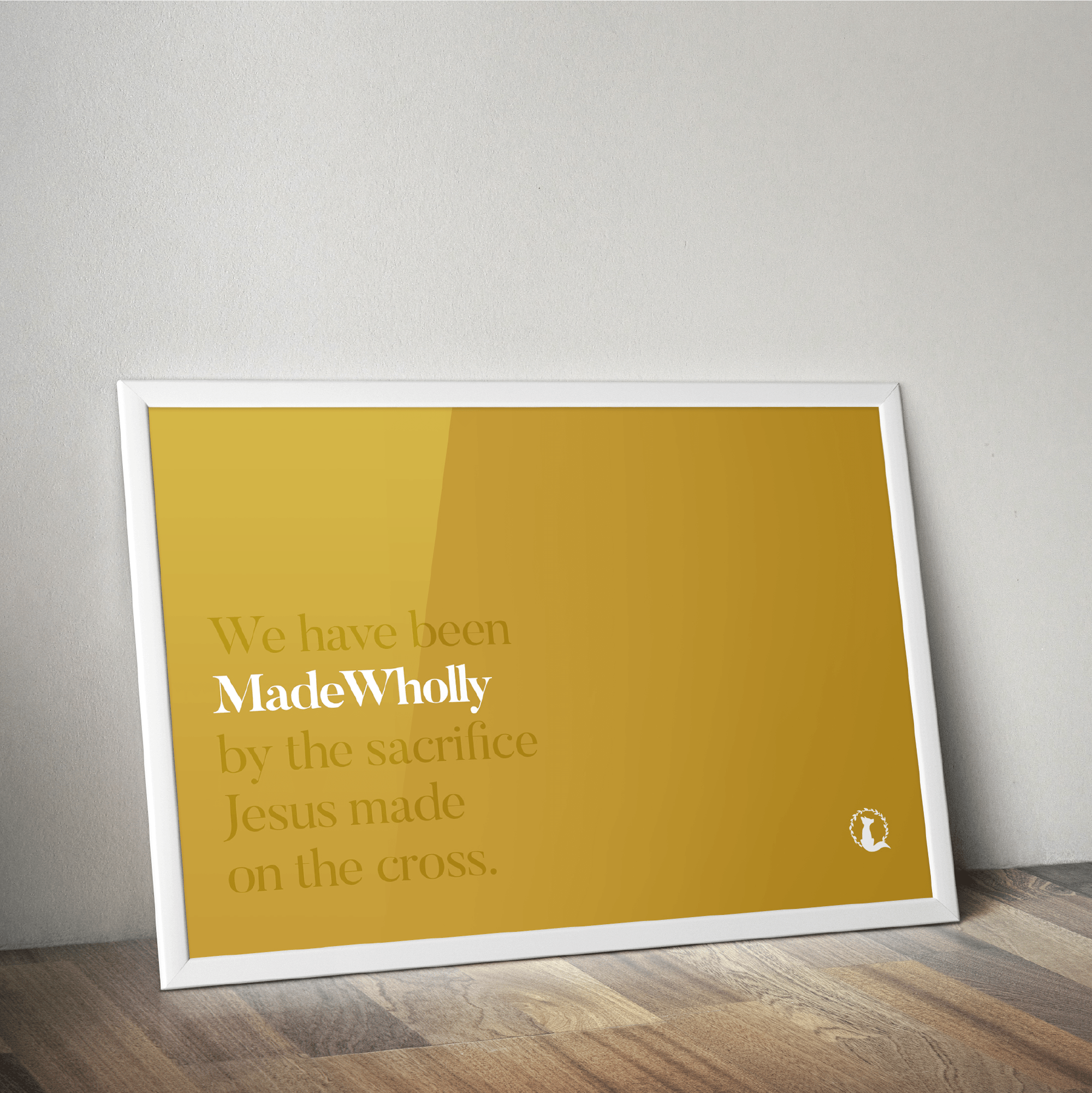 Made Wholly | Branding