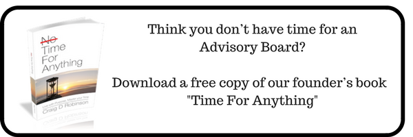 Think you don't have time for an advisory board – download a free copy of our founder's book – Time For Anything-.png