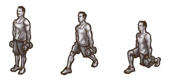 GOT GLUTE MEDS?   Want to strengthen that gluteus medius we were talking about Monday? Have you considered walking lunges with dumbbells? These seem to activate the side contralateral to a better extent than split squats.   We wonder if you get the same effect with a medicine ball. Anyone out there have some data or experience with that?  Stastny P1, Lehnert M, Zaatar Zaki AM, Svoboda Z, Xaverova Z. DOES THE DUMBBELL CARRYING POSITION CHANGE THE MUSCLE ACTIVITY DURING SPLIT SQUATS AND WALKING LUNGES? J Strength Cond Res. 2015 May 8. [Epub ahead of print]