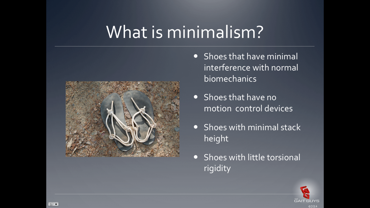 Tonite's the night folks. The research behind minimalism and minimalsitic footwear; Biomechanics 318. Join us at onlinece.com or chirocredit.com at 5 PCT, 6 MST, 7 CST, 8 EST for all the beef, without the filler.