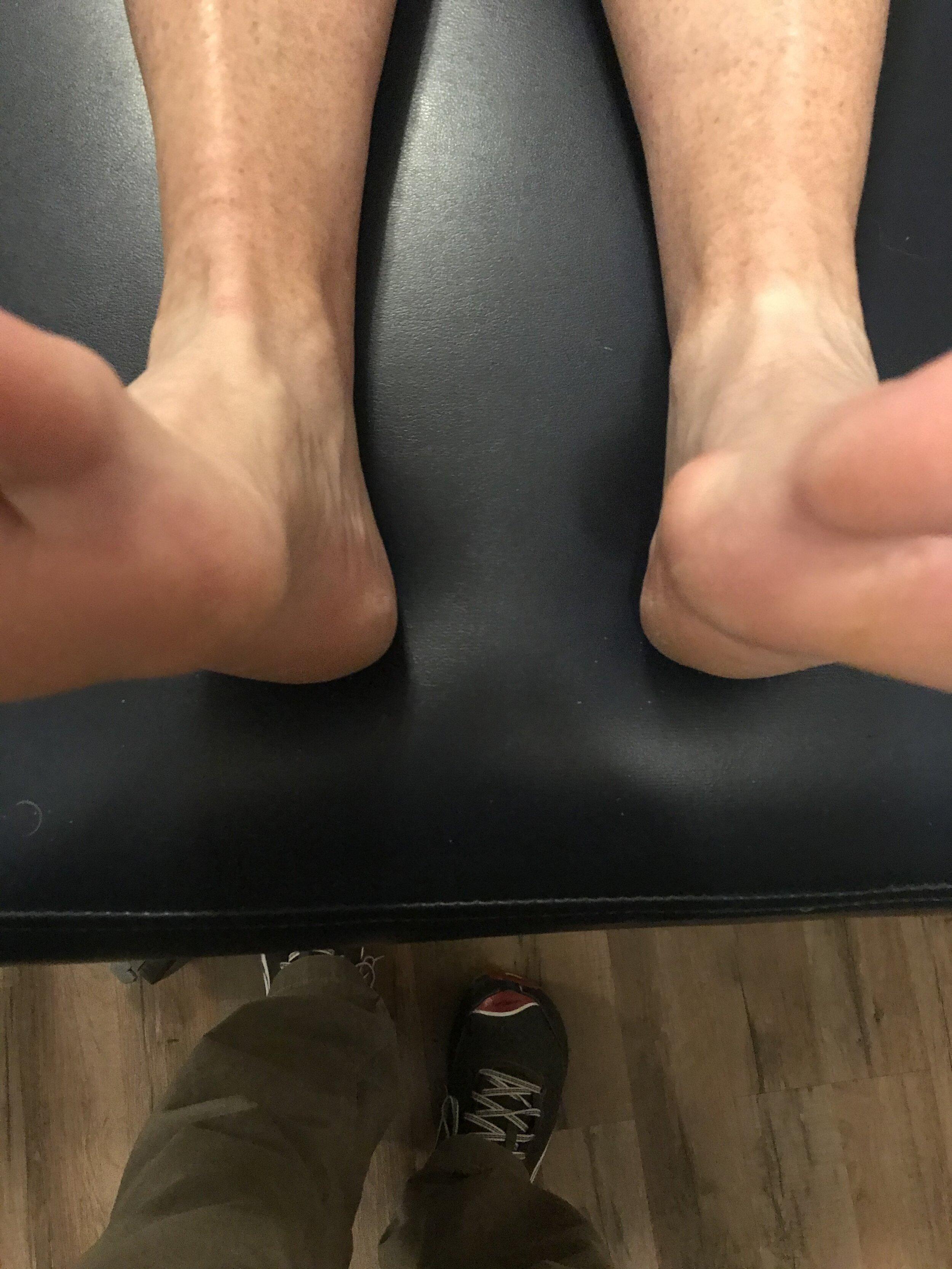 OZZIES Flex-Stop Leg Splint