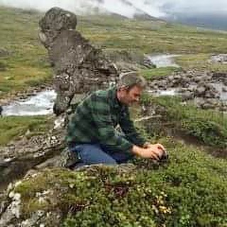 Rasmus samlede inspiration i form af billeder, film og lyd på rejsen i Island #nord_app