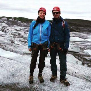 Camilla og Rasmus på inspirationsrejse i Island #nord_app