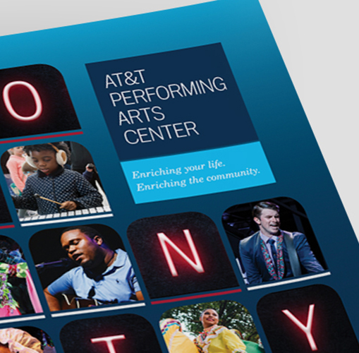 AT&T Performing Arts Center   Annual Report