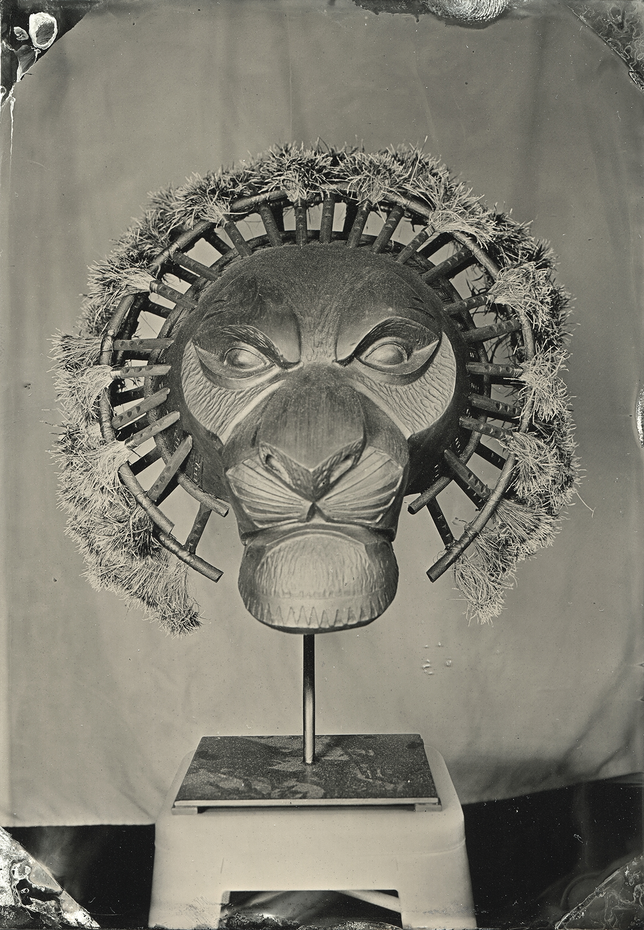 Mask from the lion king