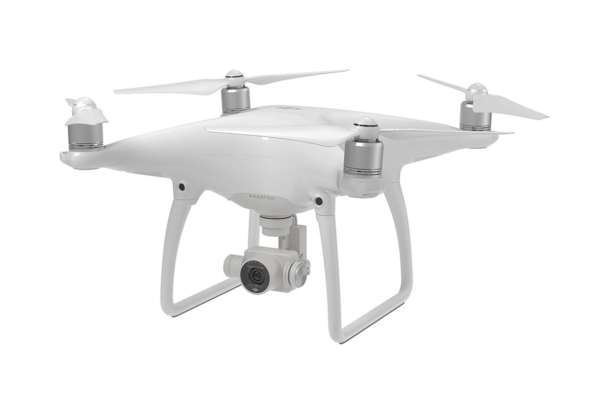 DJI PHANTOM 4 DRONE  - Our state-of-the-art drone is the perfect tool to bring visual diversity to your video.