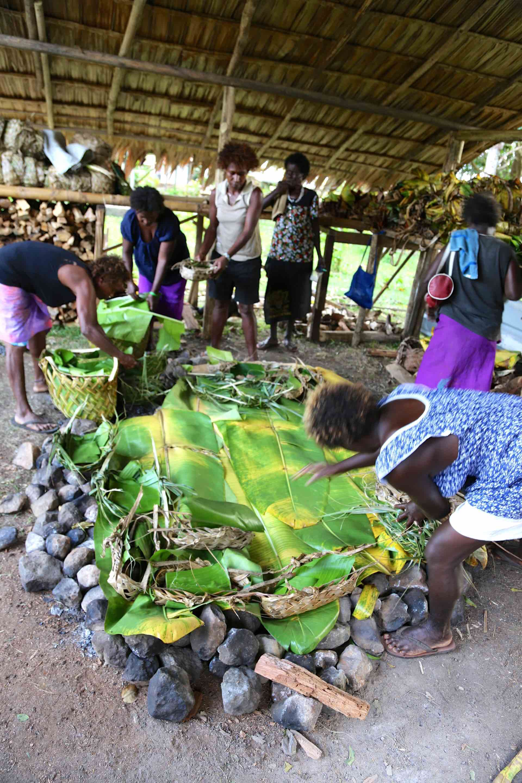 Maget and Mumu Bougainville.