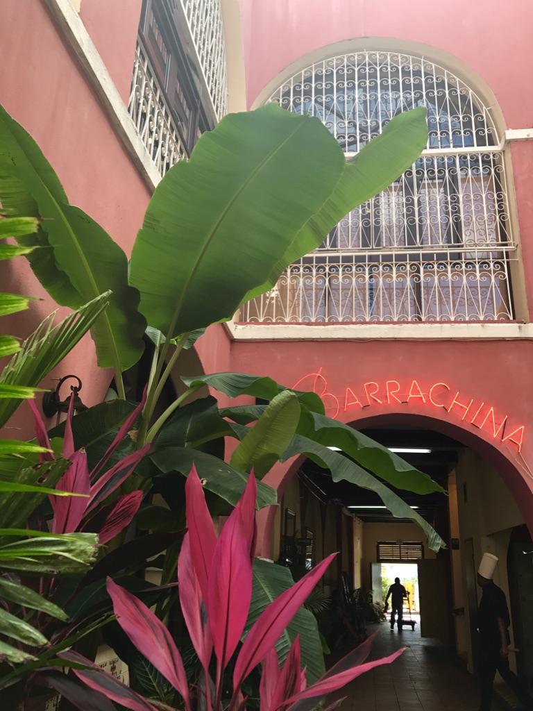 Barrachina, San Juan