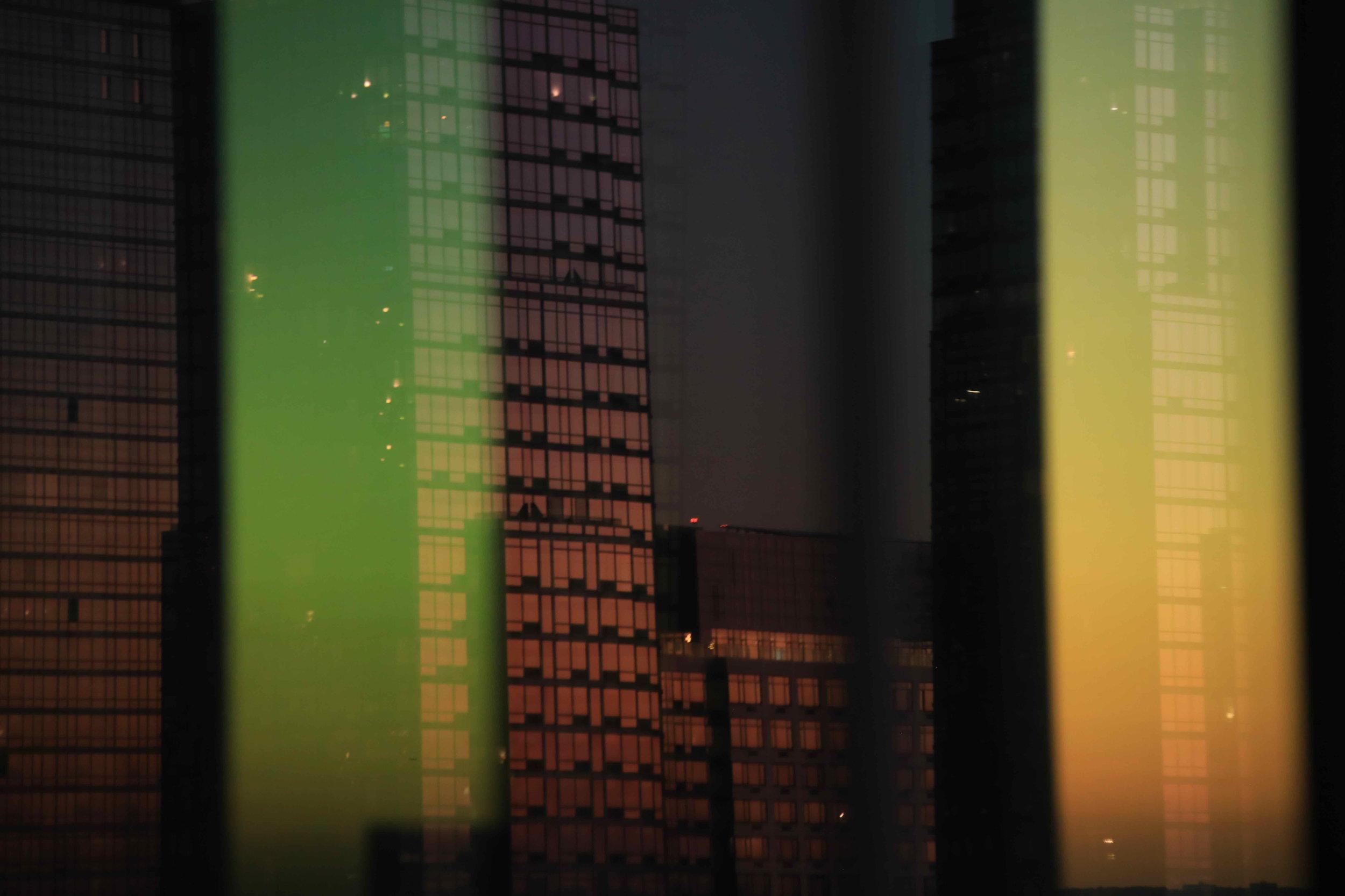 Hudson Yards Sunset II
