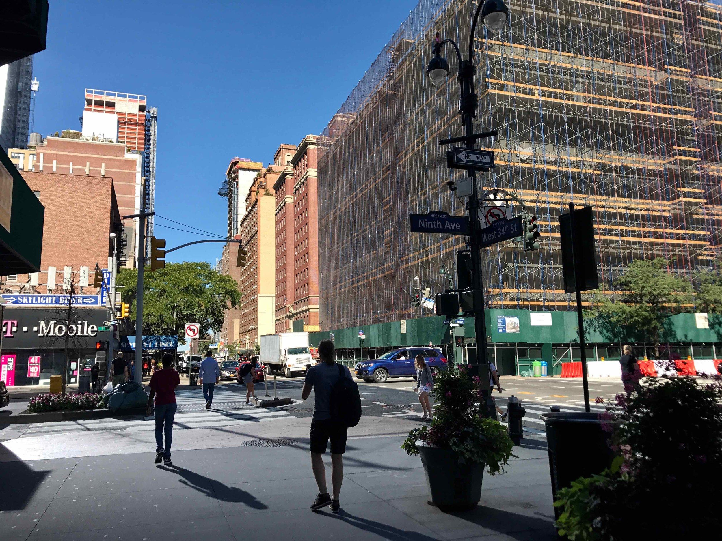 Ninth Avenue