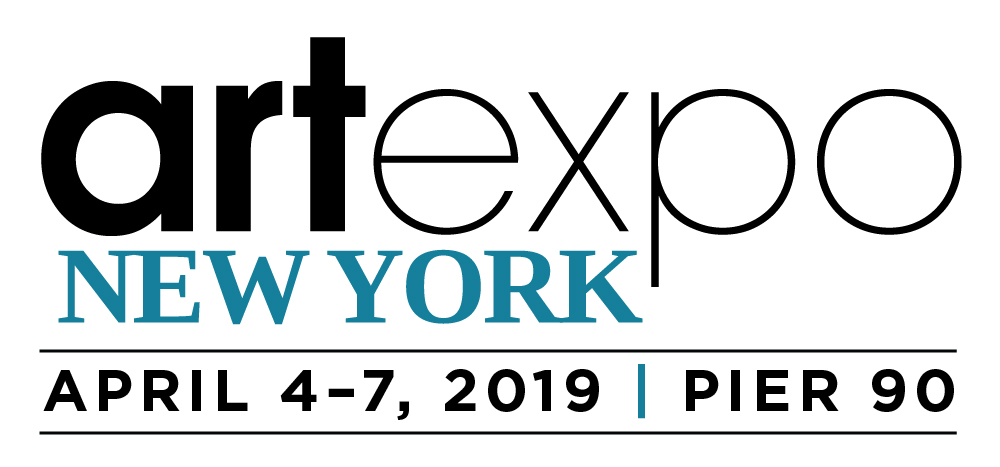 Excited about exhibiting my work at the Artexpo New York