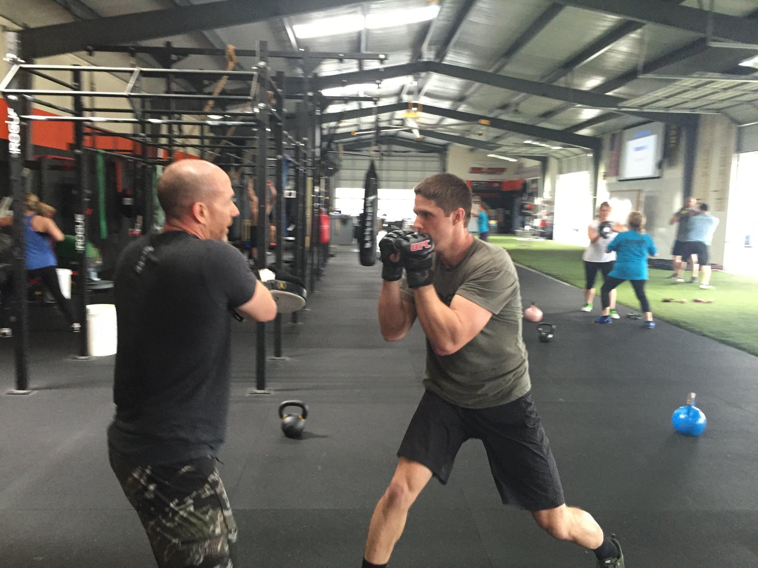 Brian Boggs, L1, Self-Defense, Striking, Paramedic