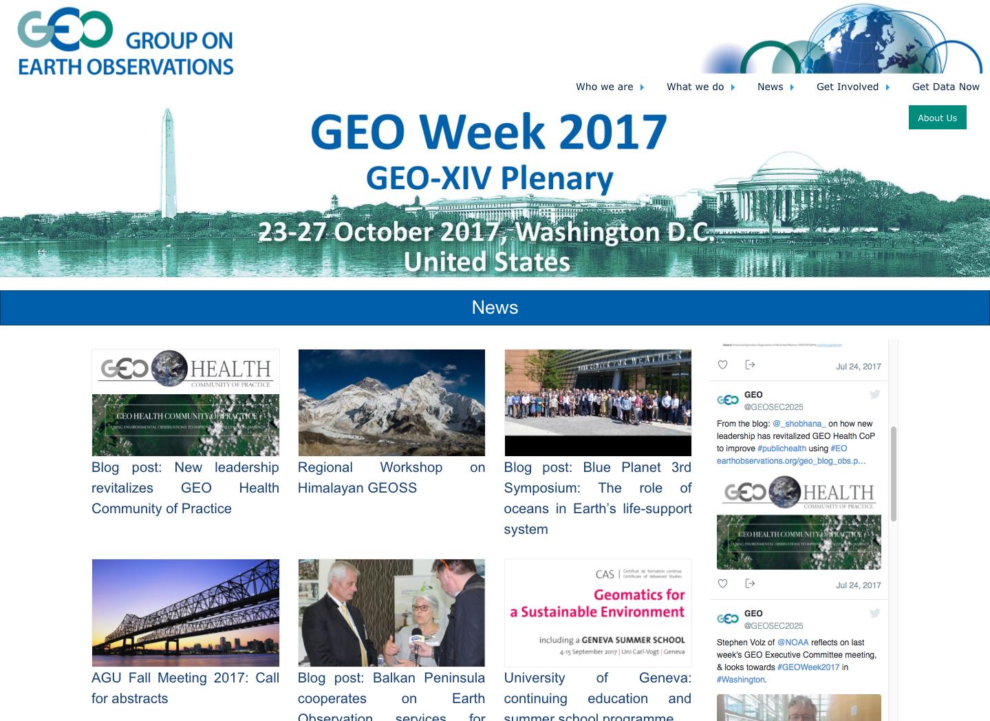 GEO Blog