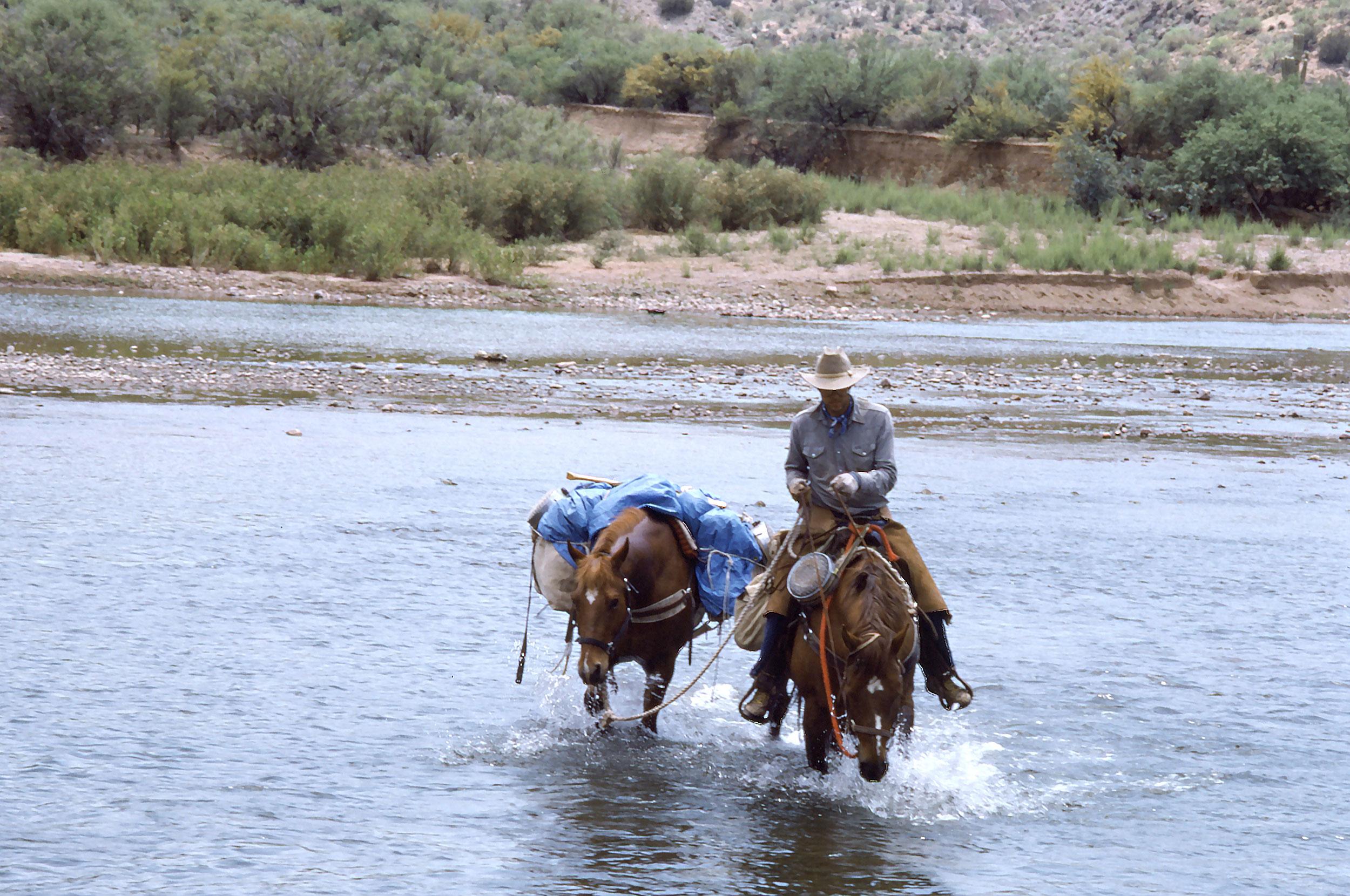Doug Crossing Salt River