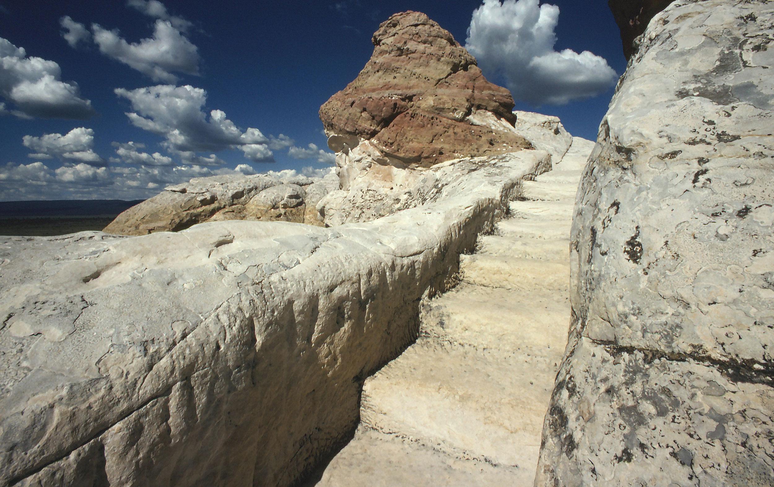 Stair Steps to Pueblo