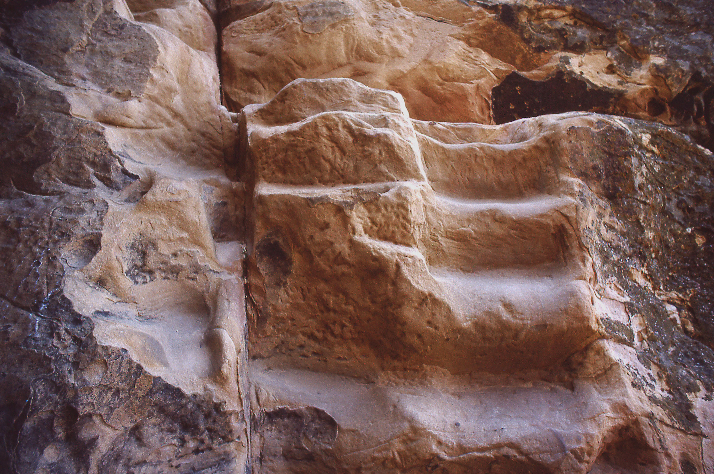 Stair Steps to Acoma