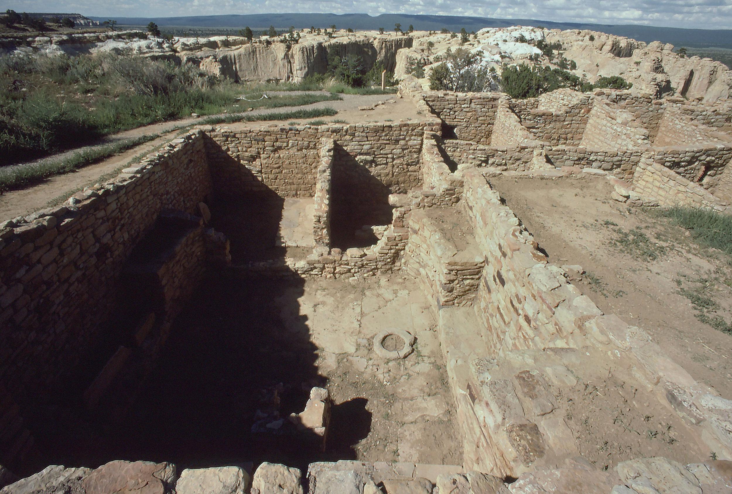 El Moro Ruin