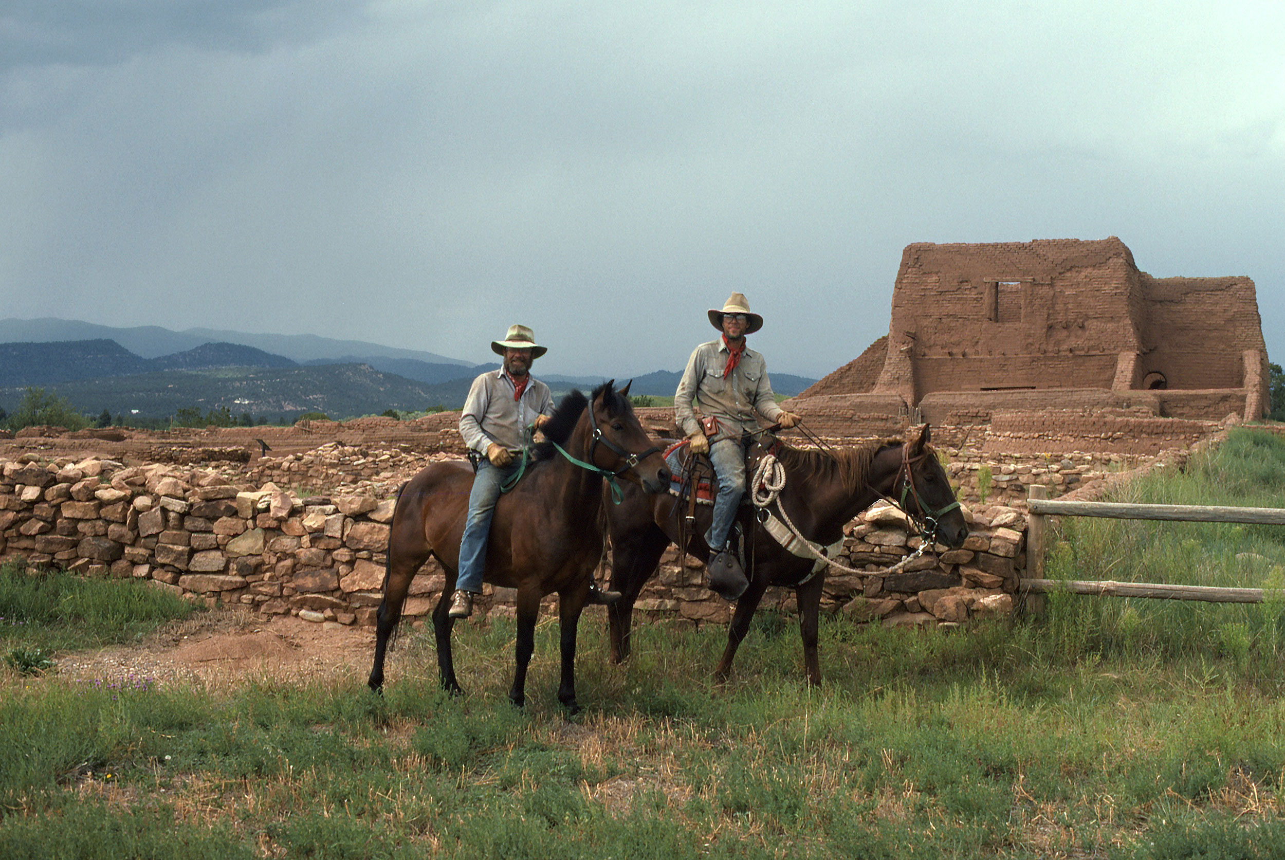 Journeys End Pecos Mission