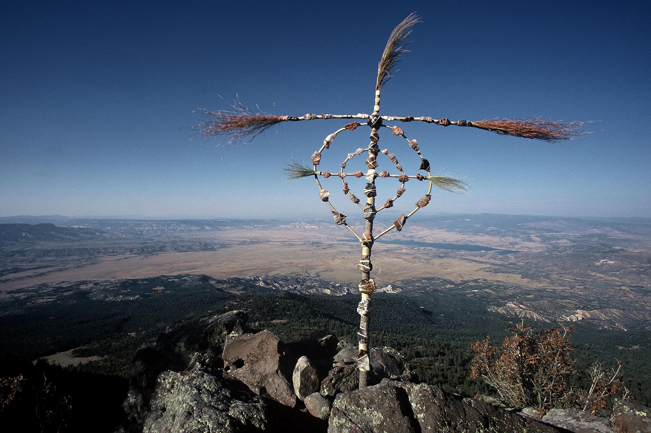 Pedernal Mt-Piedra Lumbre, near Abiquiu, NM