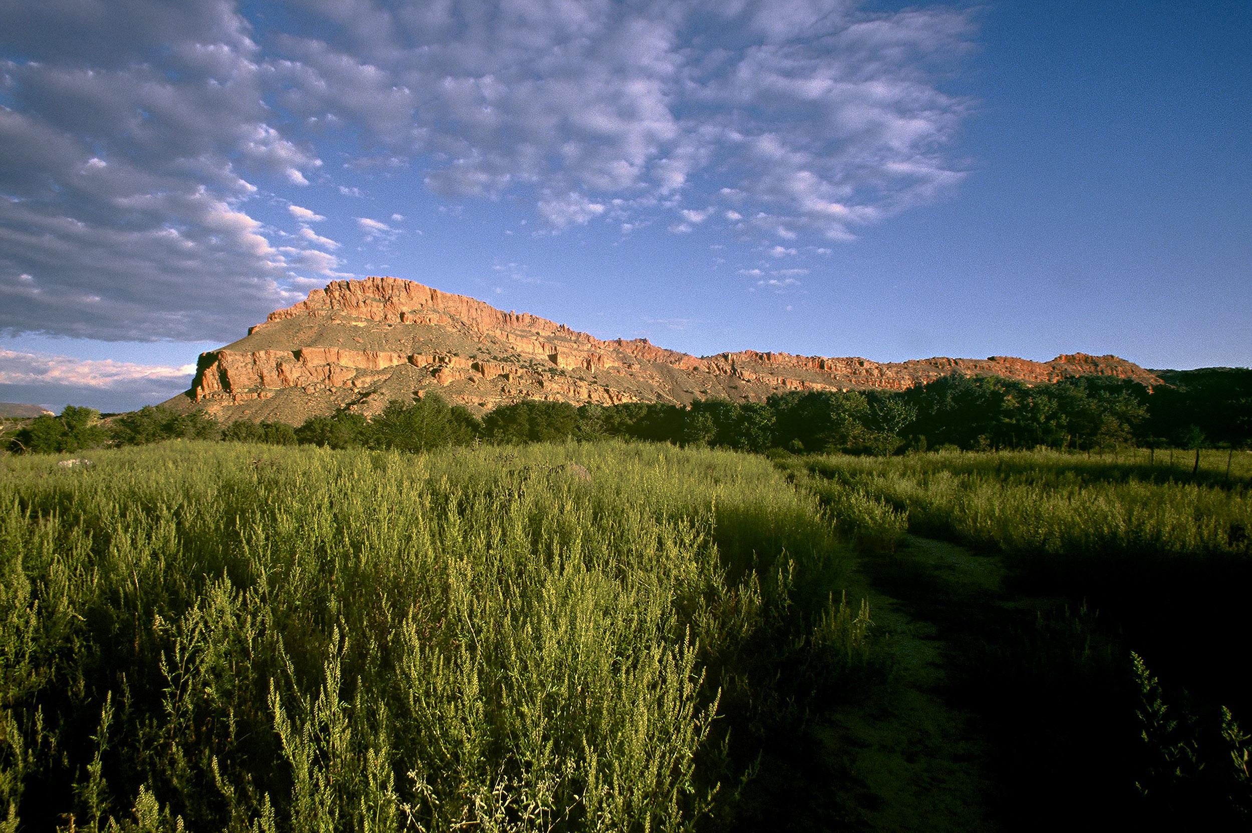 Red Mt, near Abiquiu, NM