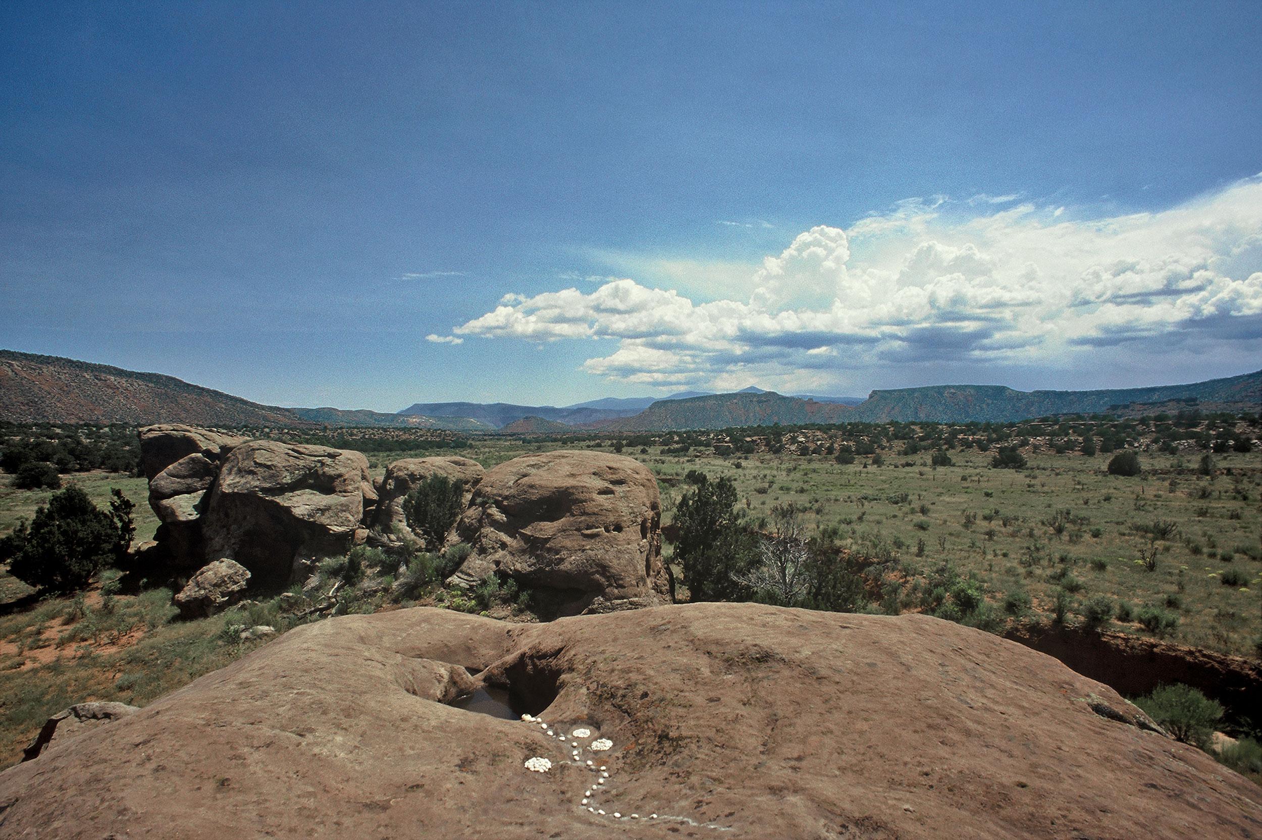 Heart of Copper Canyon, near Abiquiu, NM