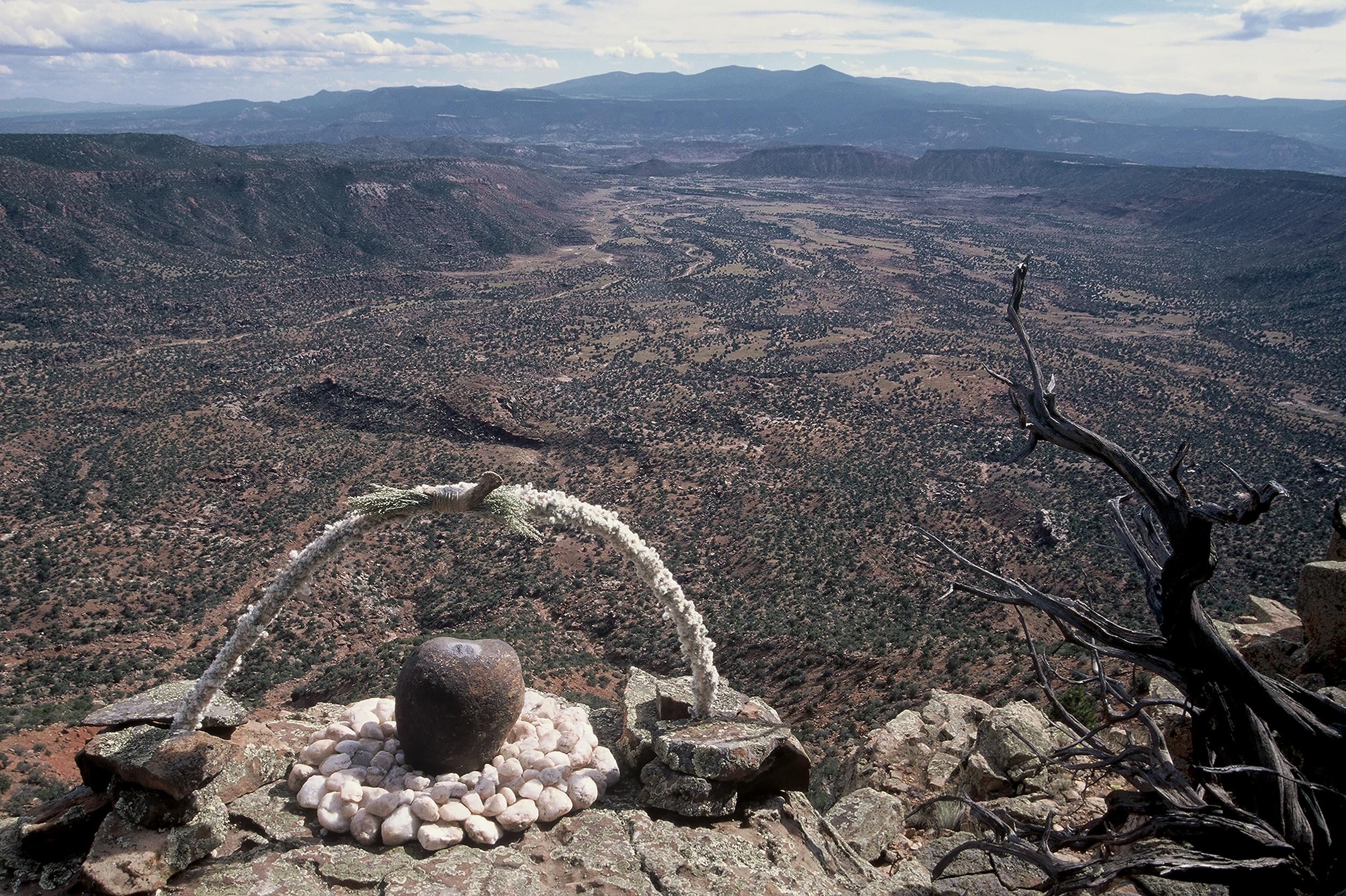 North Rim of Copper Canyon, near Abiquiu, NM