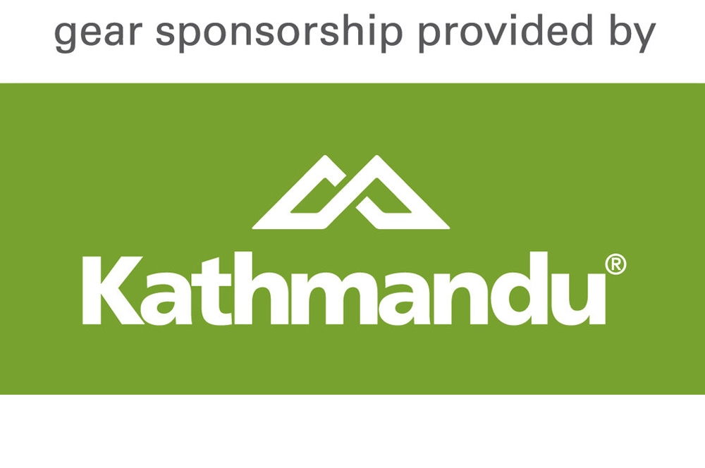 Kathmandu was born in New Zealand – a breathtaking country where isolation breeds innovation and the hunger to explore.  For 30 years, they have designed gear to take on the rugged landscapes of their homeland and to outfit the adventurous spirit of their people.