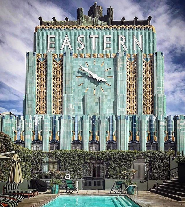 The Eastern, Art Deco heaven via @mag.giesheph.erd