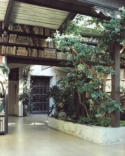 Dream space via Pinterest