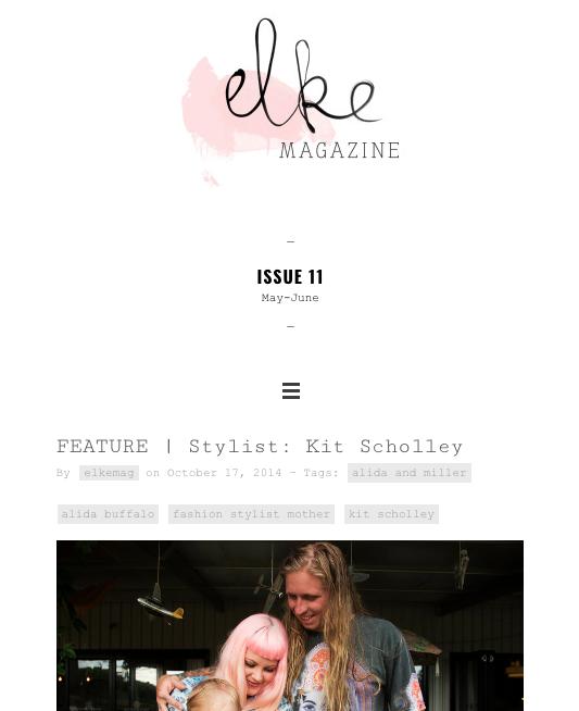 Elke Magazine